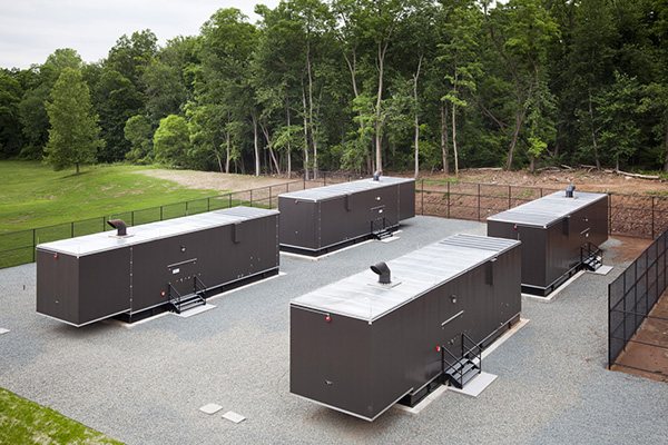 fifteenfortyseven Orangeburg, New York data center generators