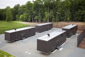 fifteenfortyseven's generators at Orangeburg, New York Data Center and Colocation facility